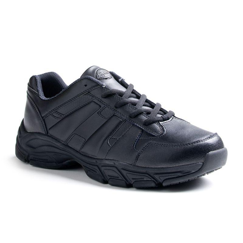 Dickies Athletic Men's Work Shoes, Size: medium (9.5), Black