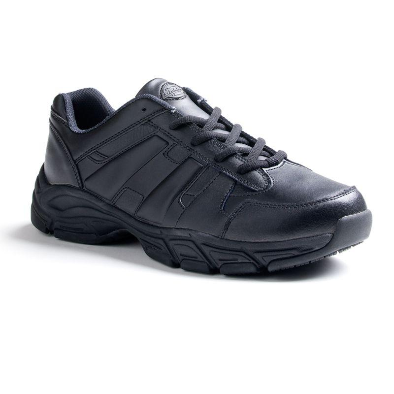 dickies athletic work shoes black