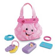 Fisher-Price Laugh and Learn My Pretty Learning Purse Playset
