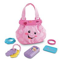 Fisher-Price Laugh & Learn My Pretty Learning Purse Playset