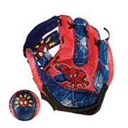 Spiderman Air Tech Baseball Glove and Ball Set by Franklin