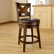 Sunhill Swivel Counter Stool