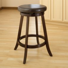 Bellewood Backless Swivel Bar Stool
