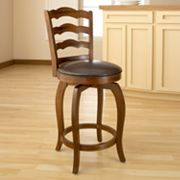 Pennington Swivel Counter Stool