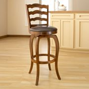 Pennington Swivel Bar Stool