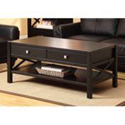 Linon Anna Coffee Table