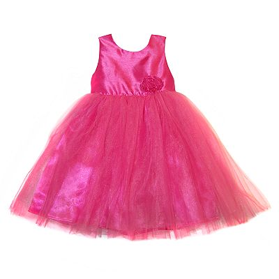 Blueberi Boulevard Floral Dress - Girls' 4-6x
