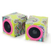 Merkury Innovations Capri Riviera Portable Speakers