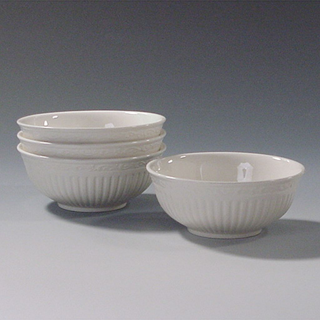 Mikasa Italian Countryside 4-pc. Cereal Bowl Set