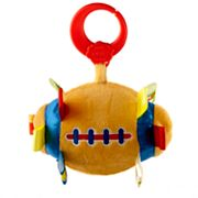 Taggies Little Fun Shapes Touchdown Football