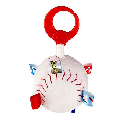Taggies Little Fun Shapes Homerun Baseball