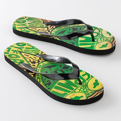 Disney Kermit The Frog Flip-Flops