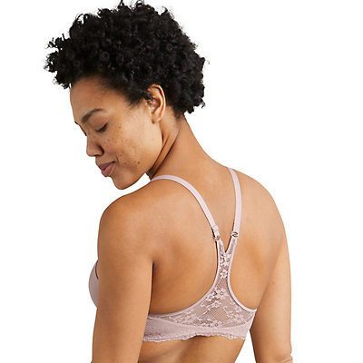 07112 Maidenform One Fab Fit® Extra Coverage Lace T-Back Bra