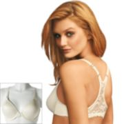Maidenform Bra: One Fab Fit Extra-Coverage Lace T-Back Bra 07112