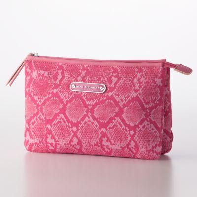 Kohl's Cares Dana Buchman Snakeskin Cosmetic Bag
