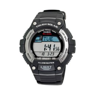 Casio Men's Classic Tough Solar Digital Chronograph Watch - WS220-1AK