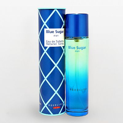 Aquolina Blue Sugar Man Eau de Toilette Spray