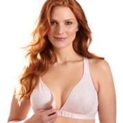 Leading Lady Lace Full-Figure Wire Free Racerback Bra - 5048