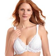 Leading Lady Lace Full-Figure Underwire Bra - 5044