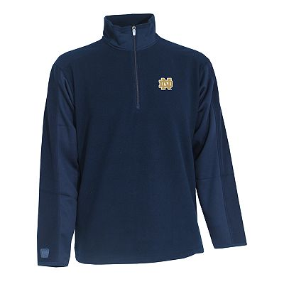Notre Dame Fighting Irish Frost 1/4-Zip Fleece Pullover Jacket