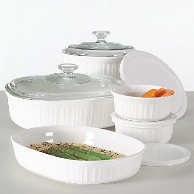 CorningWare 10-pc. French White Set