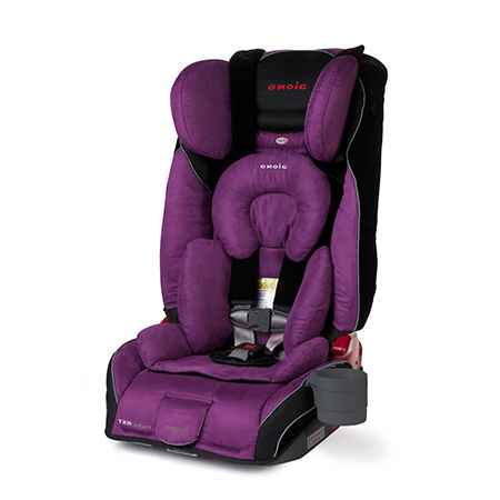 Forward-Facing Only Booster Car Seat