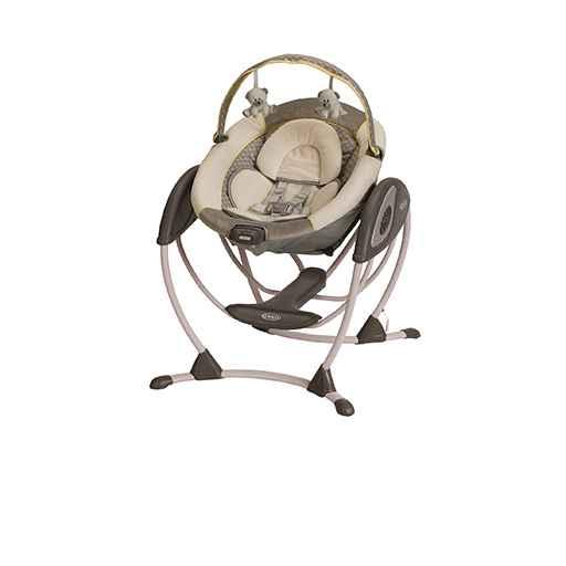 Types of Baby Swings & Bouncers