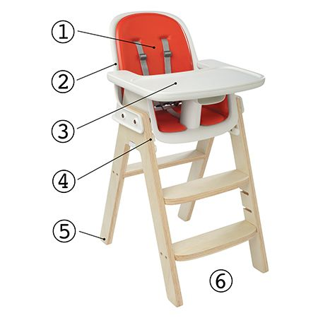 Types Of Booster Seats U0026 High Chairs