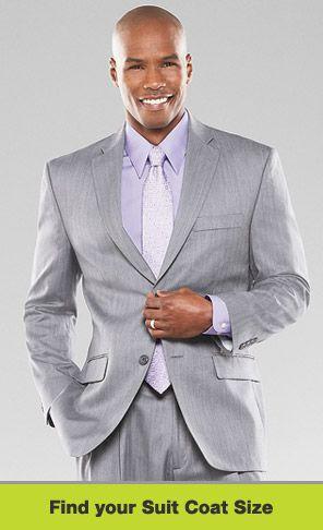 Find Your Suit Coat Size