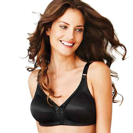 Full-Coverage Bra