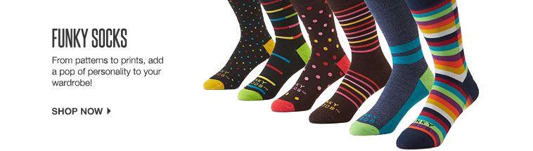 Mens socks amp hosiery clothing kohl s