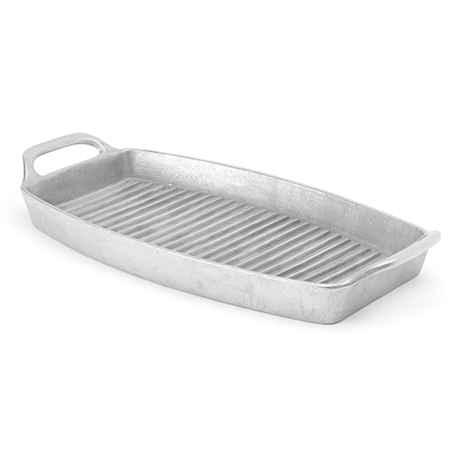 Sizzle pan