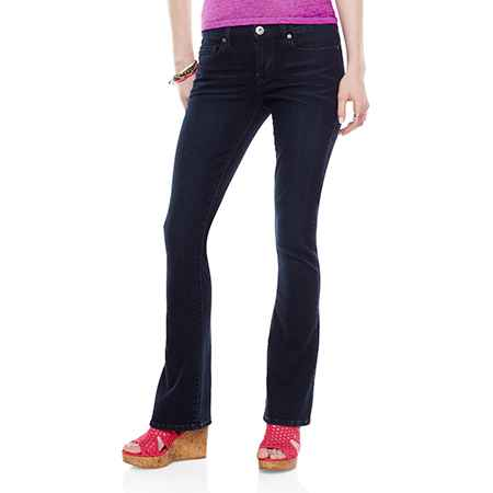 Skinny Bootcut Jeans