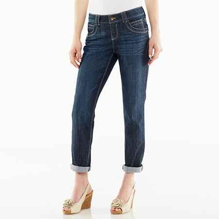 Boyfriend Skinny Jeans