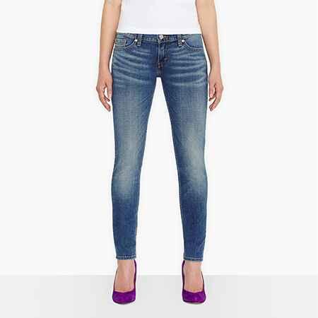 Whiskered Jeans
