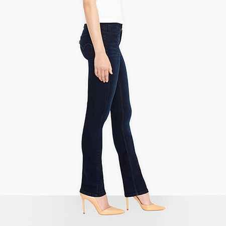 Micro/Mini Bootcut Jeans
