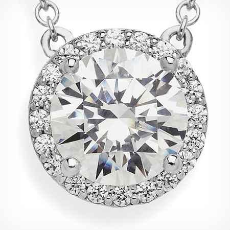 cubic zirconia gemstone