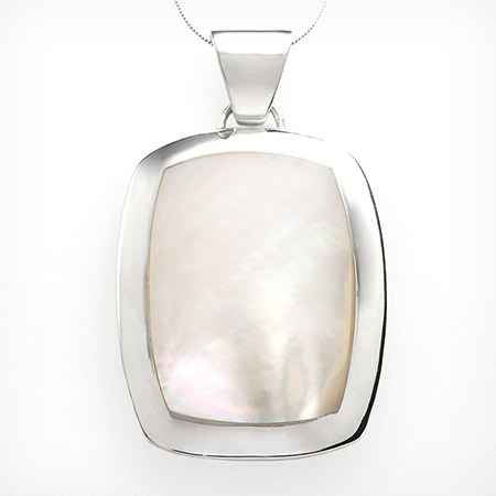 mother of pearl gemstone