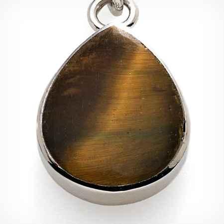 tigers eye gemstone