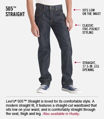 505 Straight