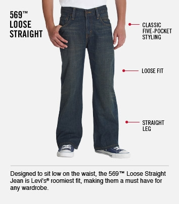 569 Loose Straight