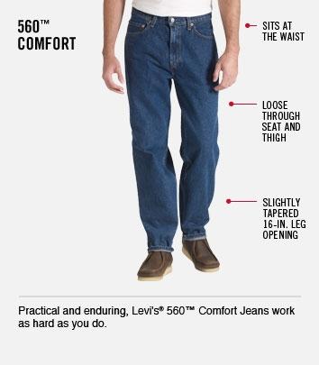 560 Comfort