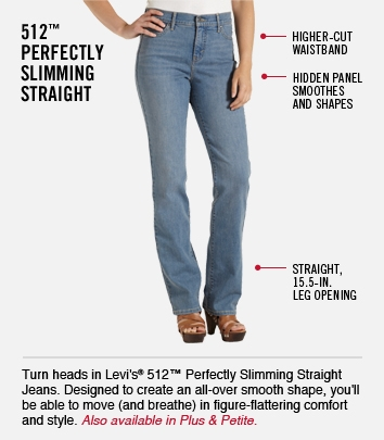 512 Perfectly Slimming Straight