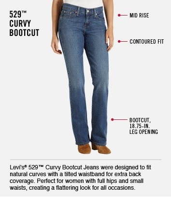 529 Curvy Boot