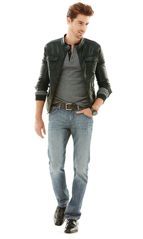 Jeans For Tall Slim Men