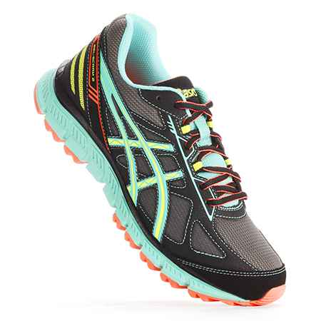 ASICS GEL-Scram 2 High-Performance Trail Running Shoes - Women