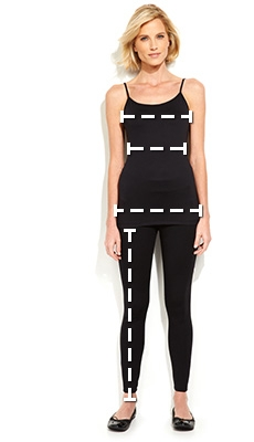 Womens Sizing Chart