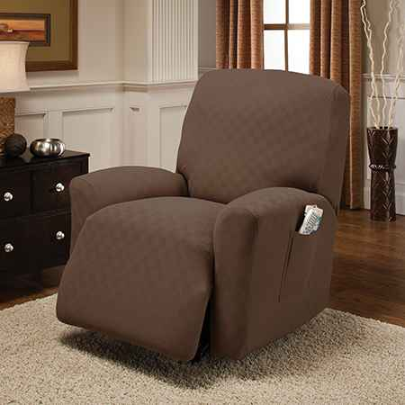 Straight-arm recliners