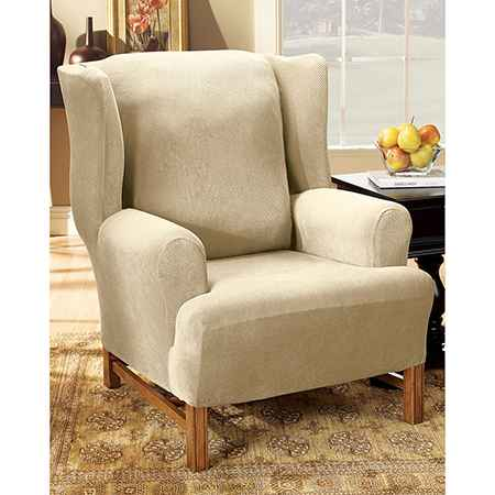 Stretch slipcovers