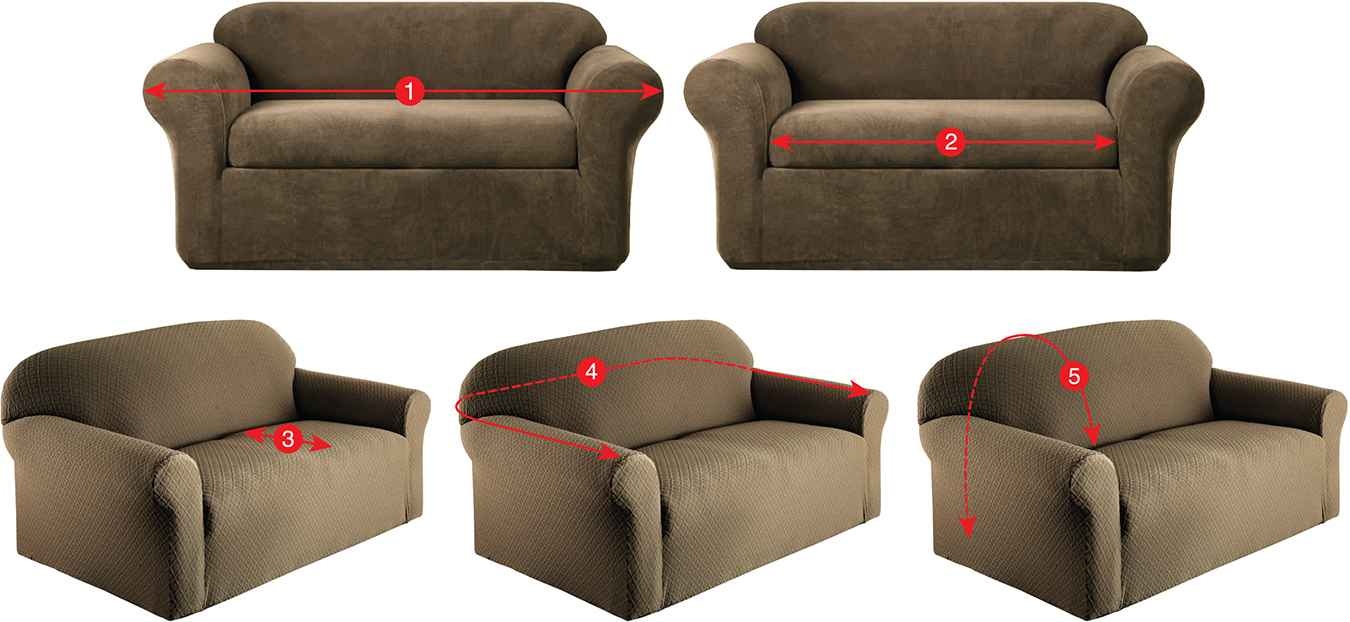 Chairs, Loveseats & Sofas